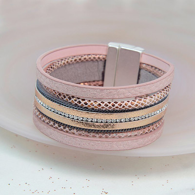 Shimmering Pink Wrap