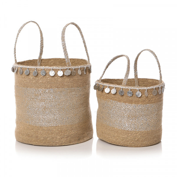Bahiti Baskets (set of two)