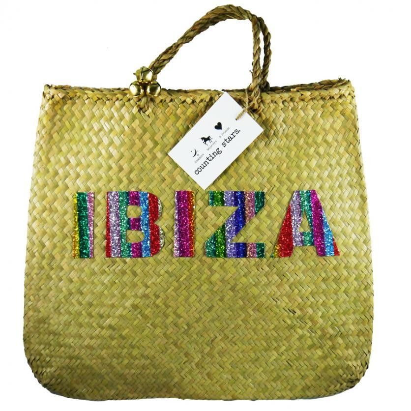 Glitter IBIZA Basket