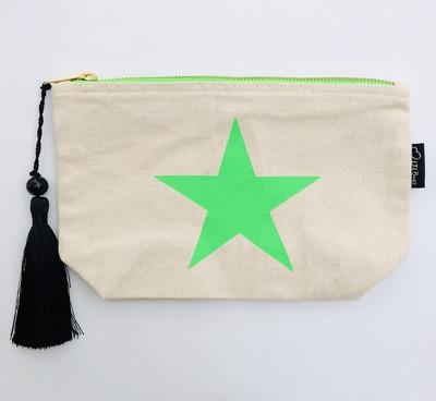 Neon Star Bag