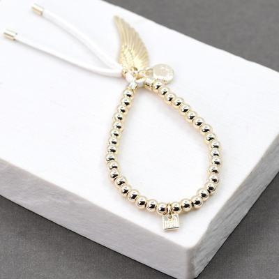 Angelica Charm Bracelet