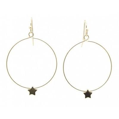 Estrella Hoops Gold