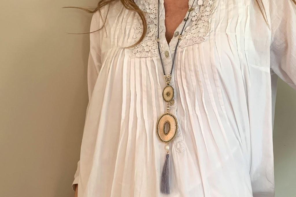 Euterpe Adjustable Necklace