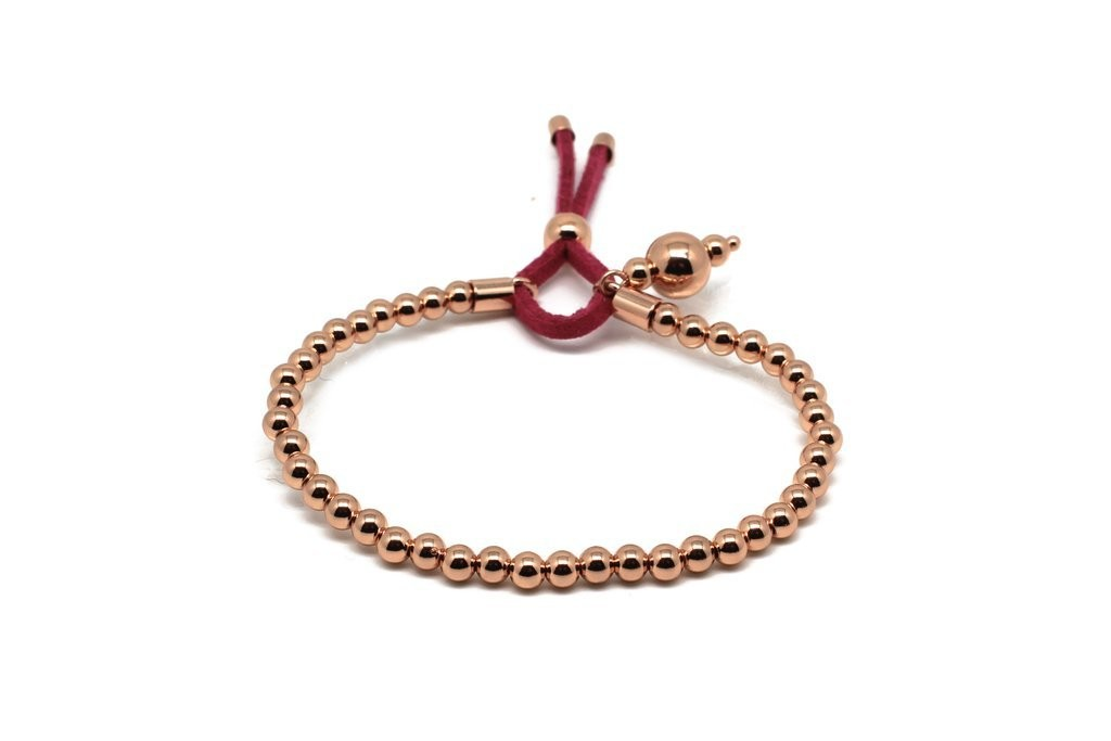 Galliard Rose Gold Bracelet