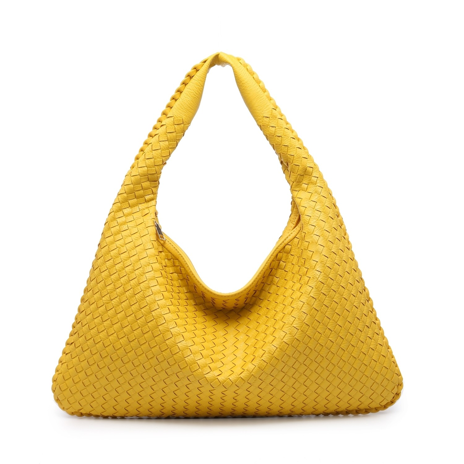 Careen Slouch Bag Yellow