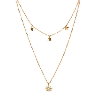 Sienna Necklace - Gold