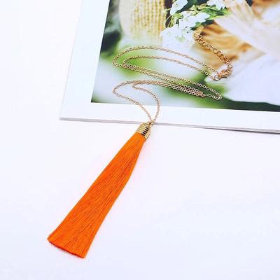 Lua Tassel Orange