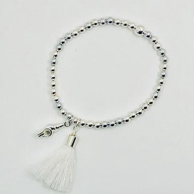 Ariel  Bracelet White