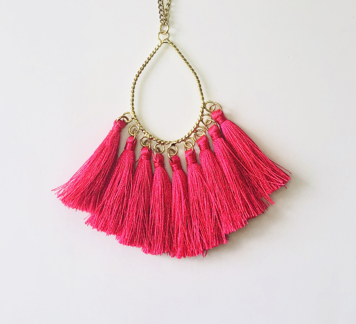 Hattie Tassel, Pink (more arriving soon)