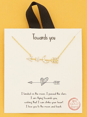 Towards You Necklace