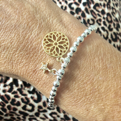 Stella Charm Bracelet