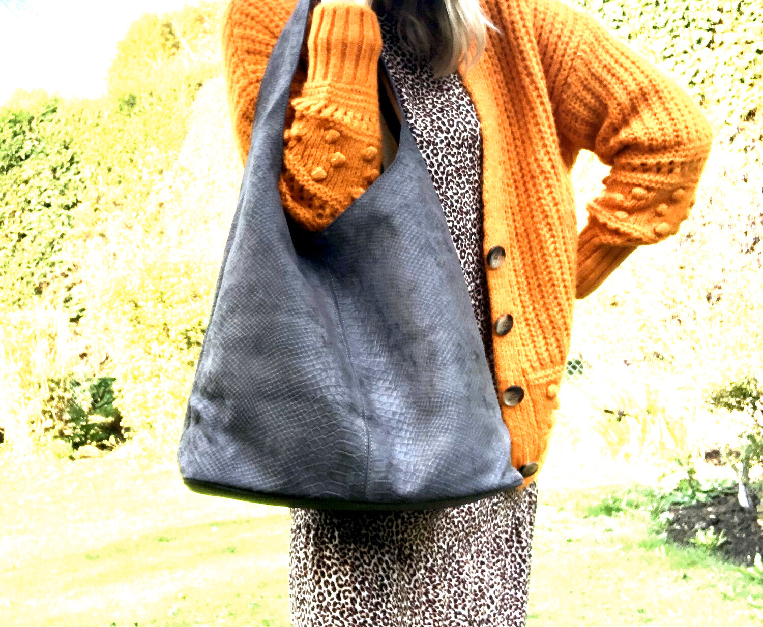 Verity Slouch Bag