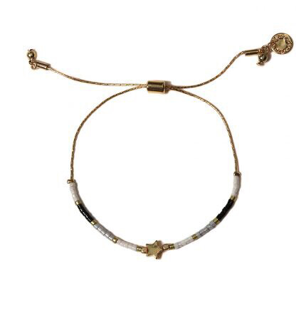 Estelle Beaded Star Bracelet