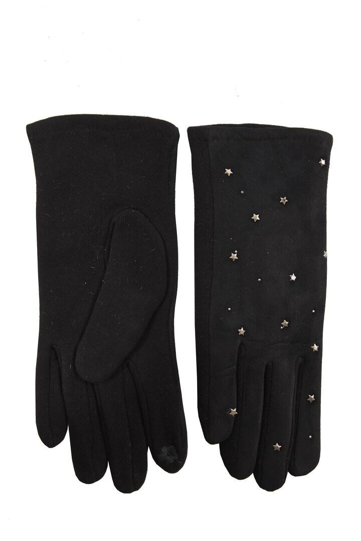 Metallic Constellation Gloves