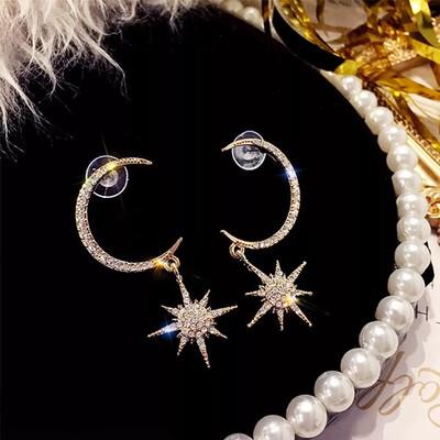 Celeste Earrings Gold