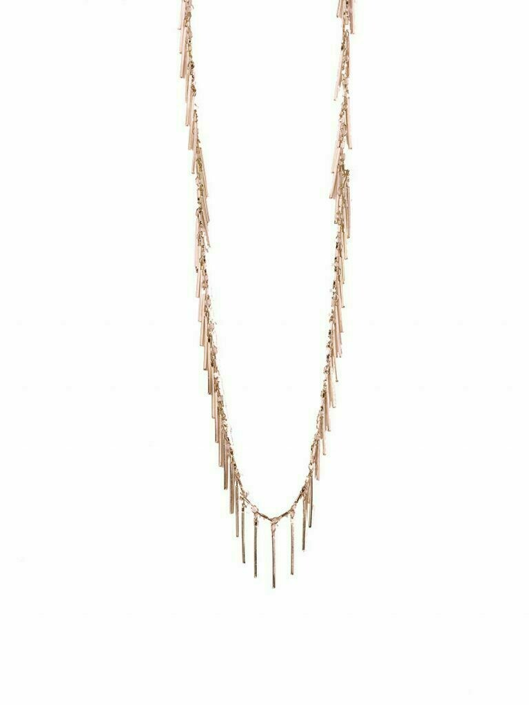 Oriana Necklace Rose Gold