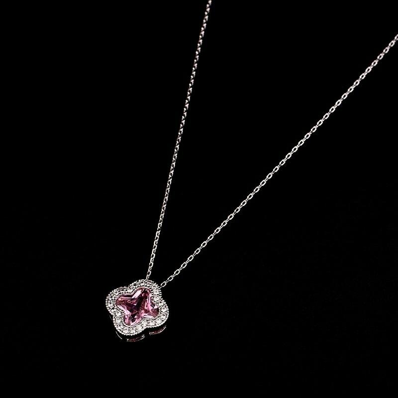 Meghan Necklace Pink