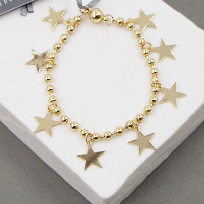Multi Star Bracelet
