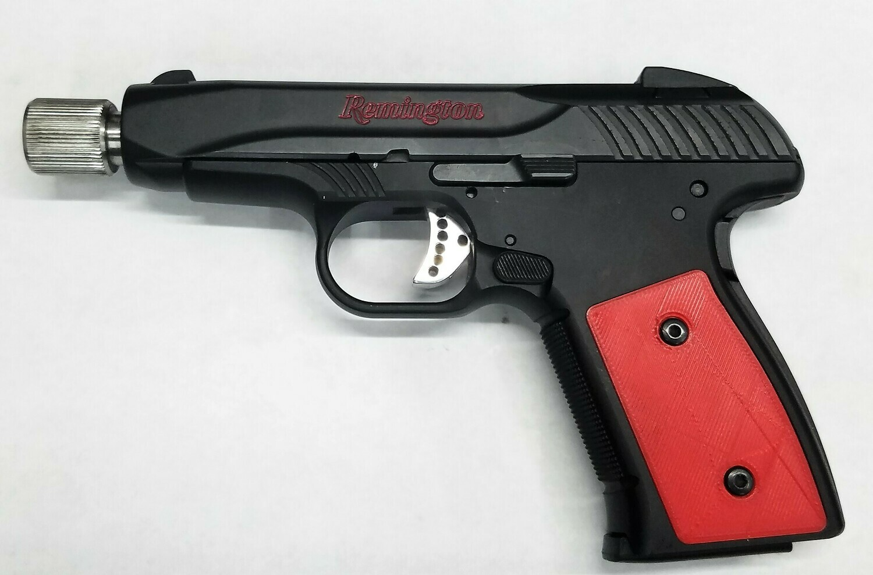 R51 Trigger Body, Skeletonized, Polished