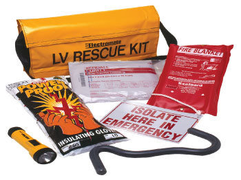 Low Voltage Rescue Kit - LVR-1 LVR-1