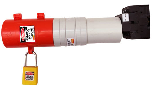 Isolator Bar Lockout Kit