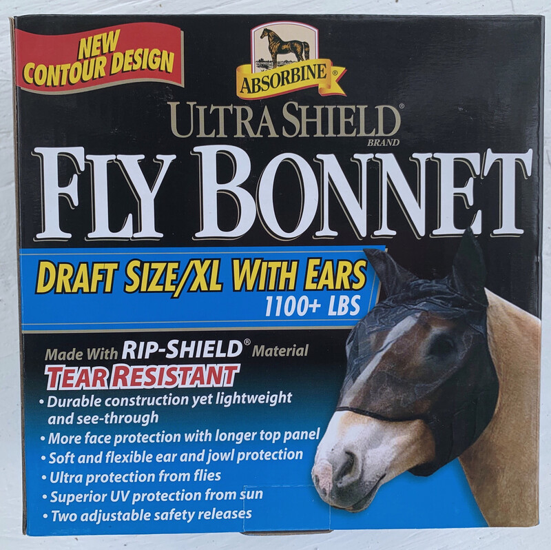 Ultrashield Fly Bonnet (Individual) - Draft Size