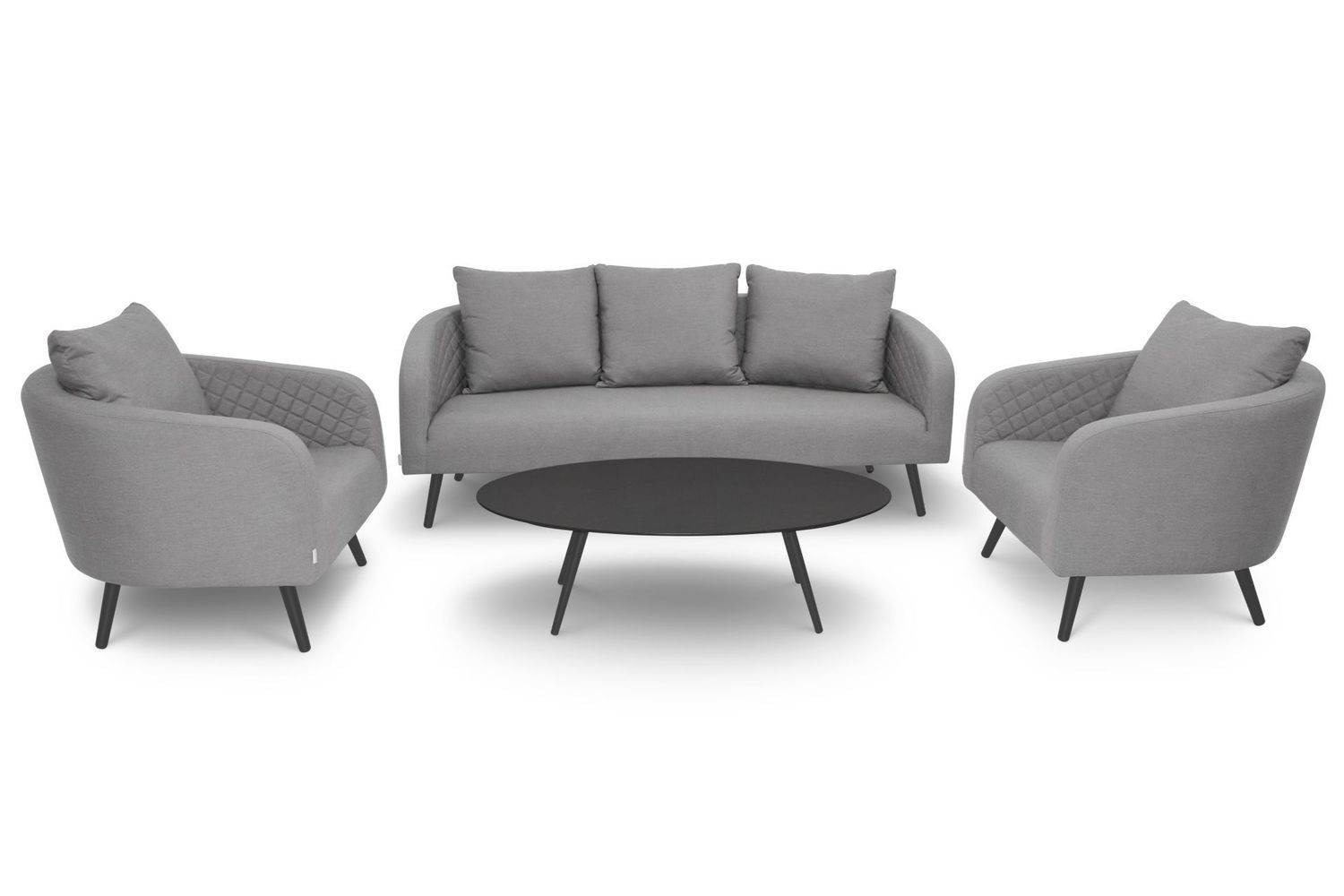 Awesome Ambition 3 Seater Sofa Set Free Protective Winter Covers When Ordering Before End Of April Lamtechconsult Wood Chair Design Ideas Lamtechconsultcom