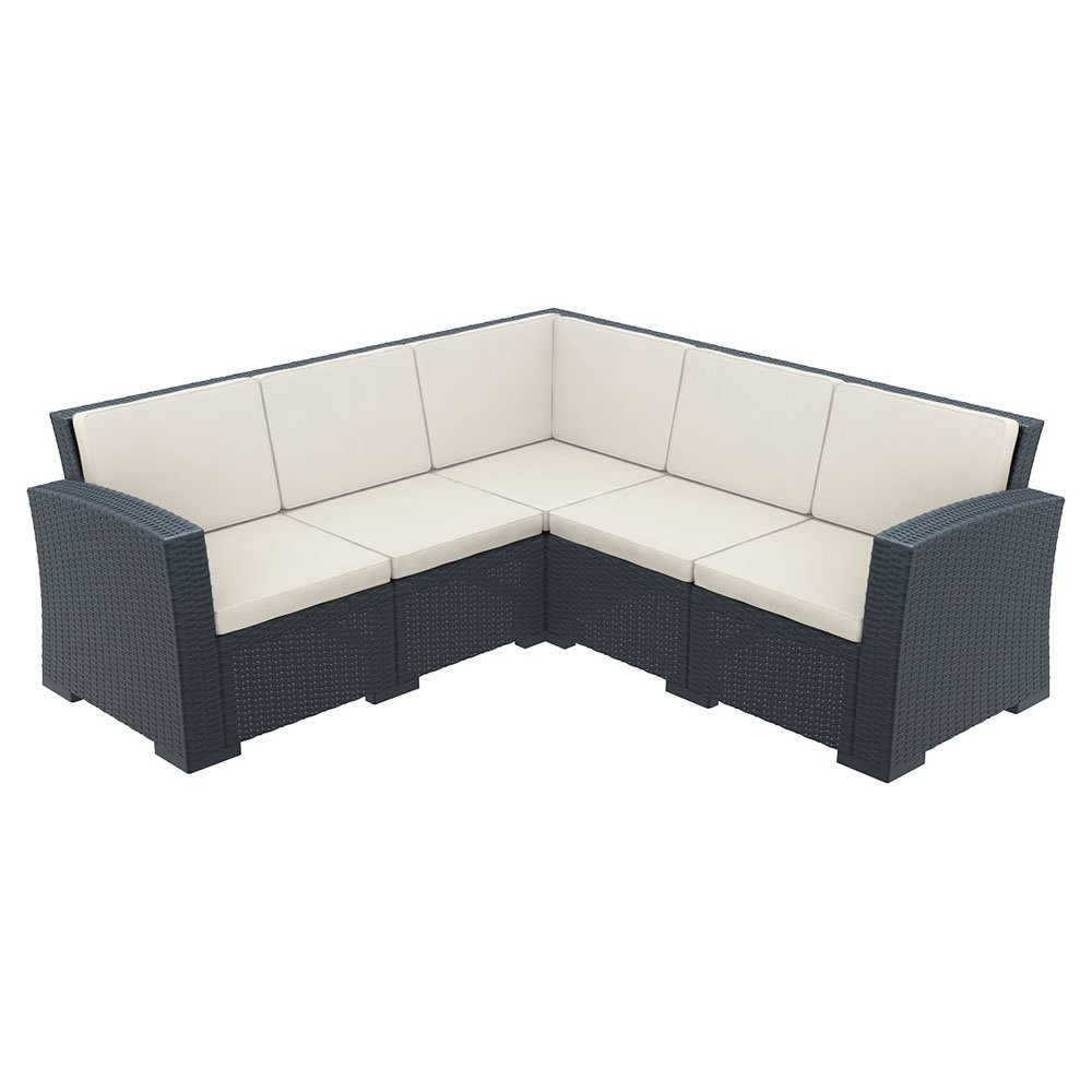 XRR Corner Sofa and Coffee Table Set