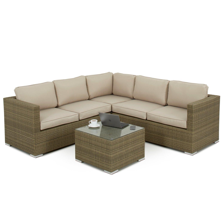 Tuscany Corner Sofa Set