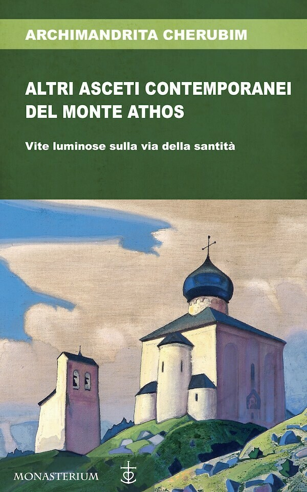 Altri asceti contemporanei del Monte Athos_eBook