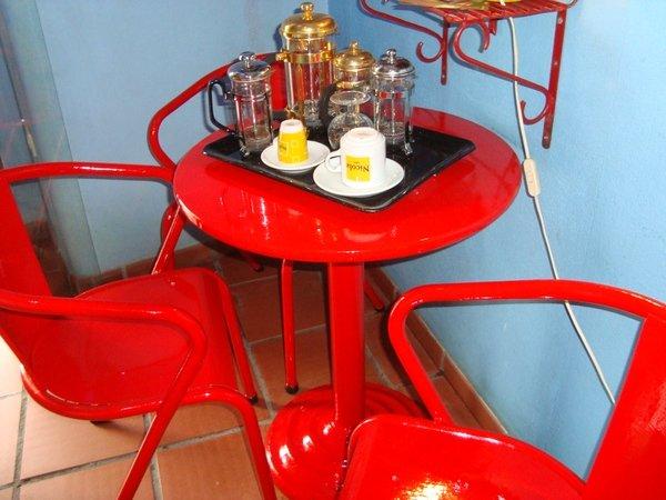 O Cafe da Praça