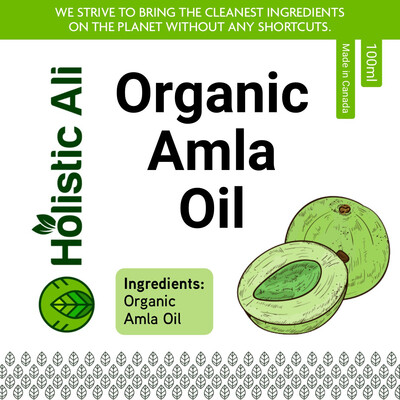 Organic Amla Oil 100ml
