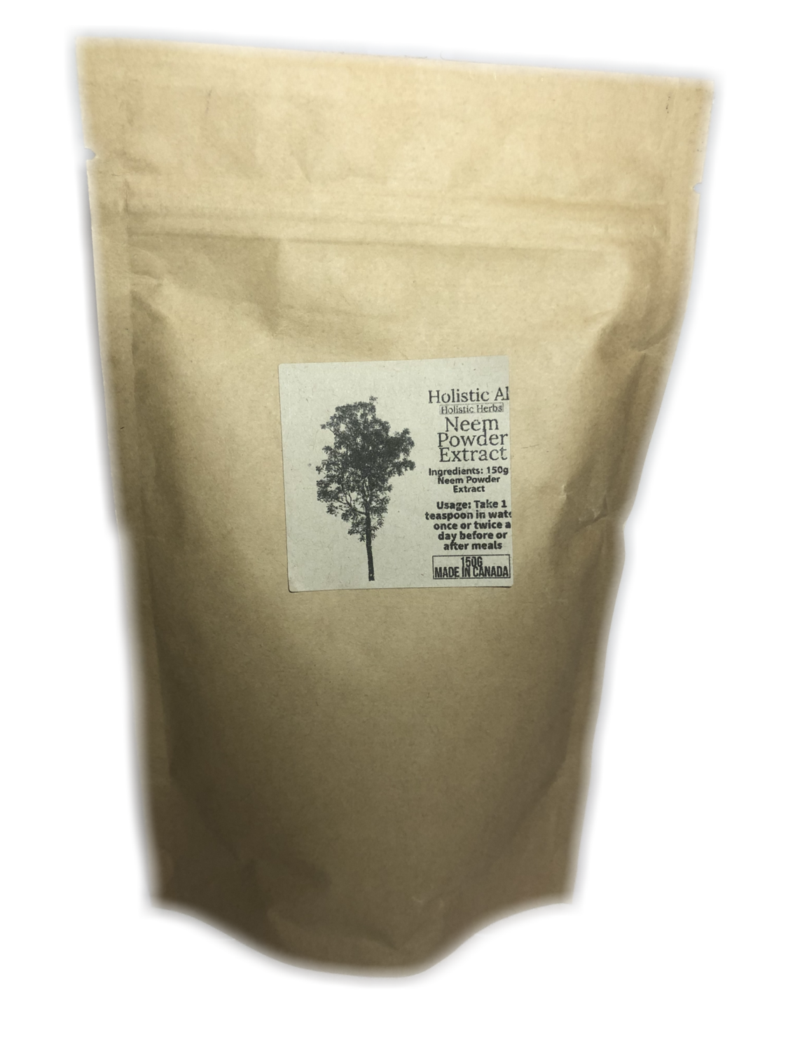 Neem Extract Powder Organically grown 150g