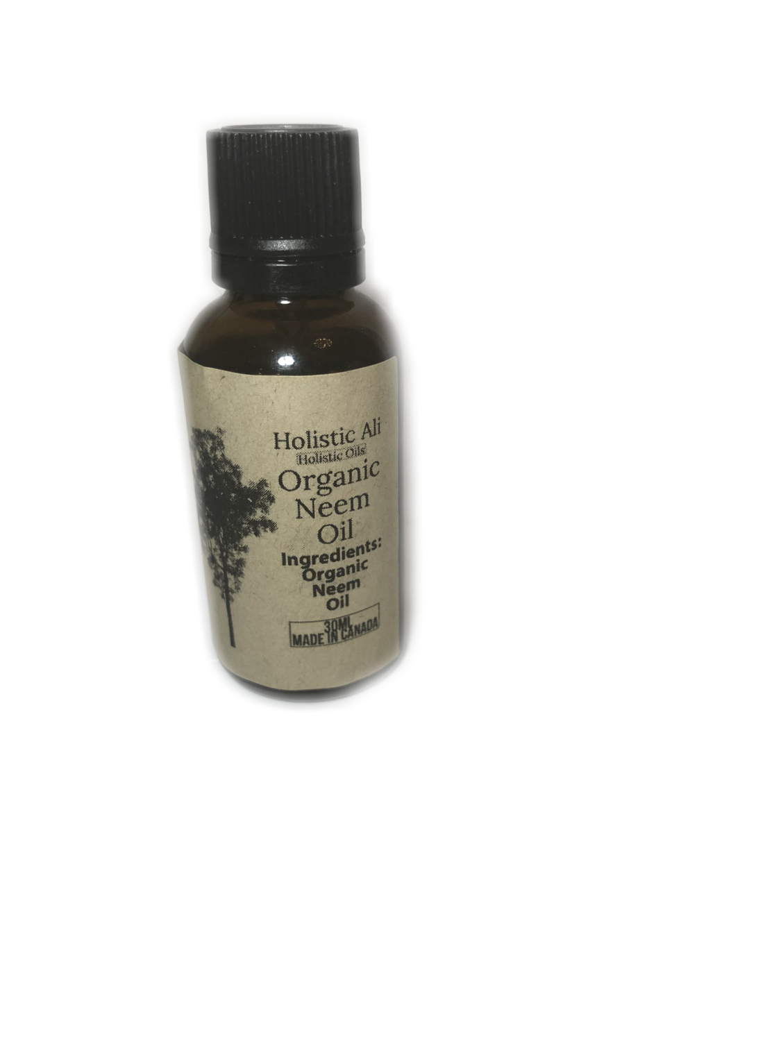 Organic Neem Oil 30ml