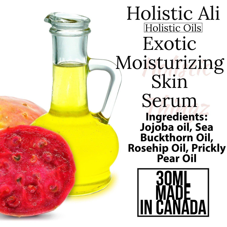 Skin Serum with Prickly Pear, Rosehip, Sea Buckthorn in a based of Jojoba 30ml