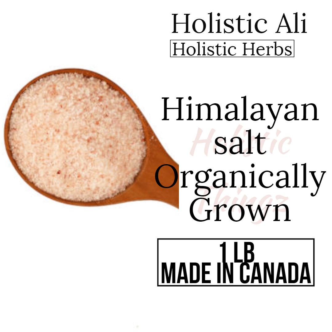Himalayan Pink Salt 454g Course