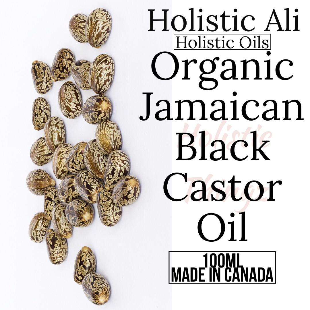 Jamaican Black Castor Oil 100ml