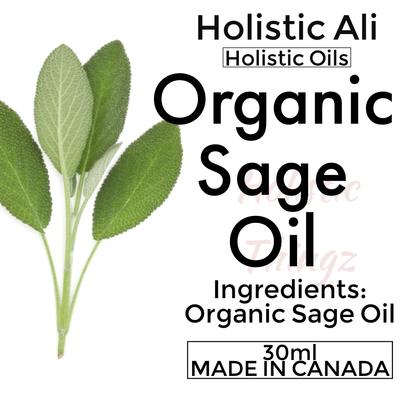 Sage Oil 30 ML