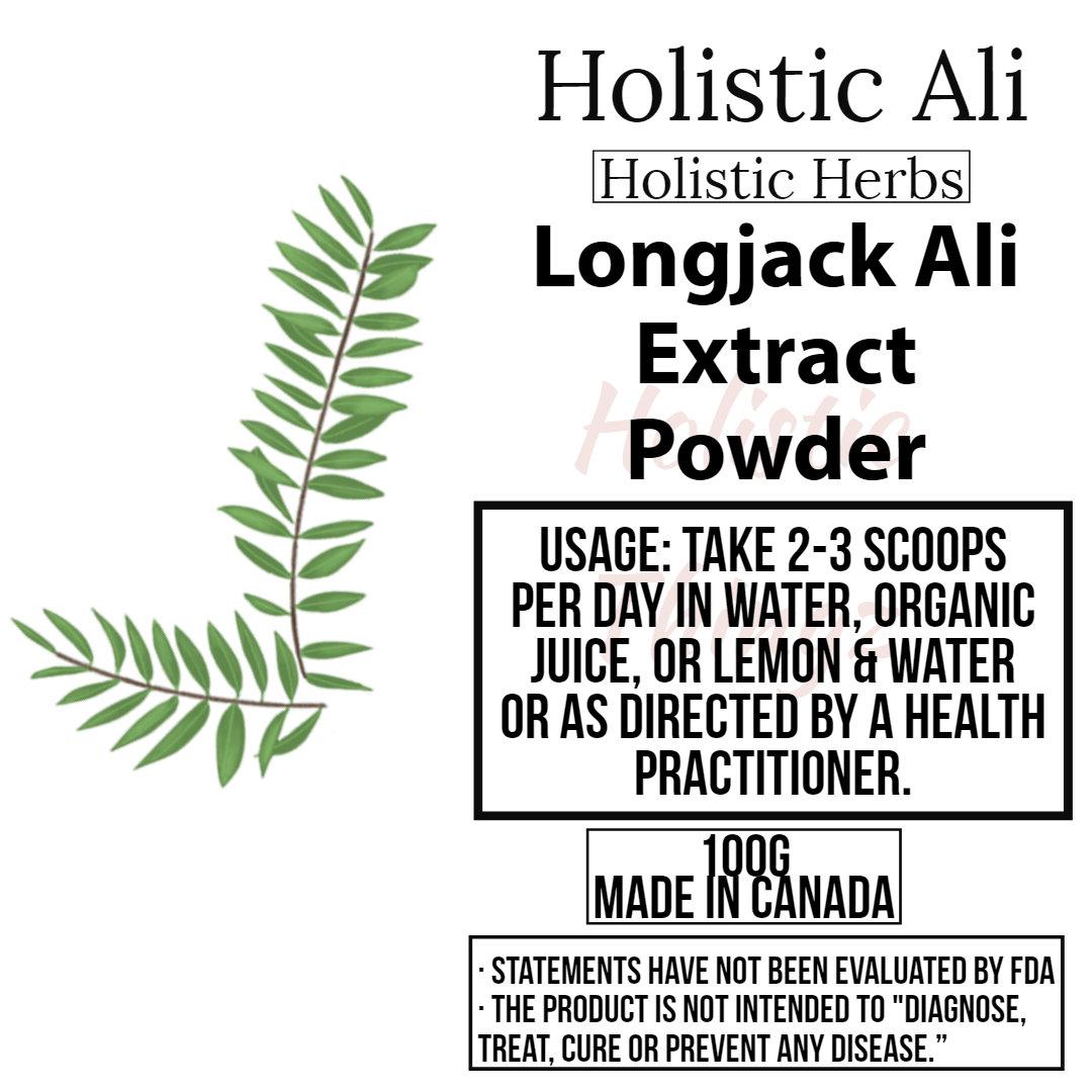 Tongkat Ali Extract LongJack 100g