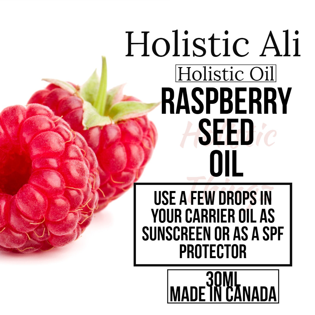 Raspberry Seed Oil 30ml