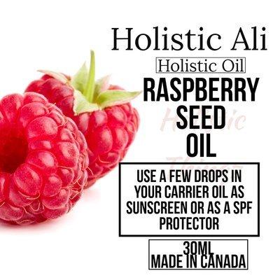 Raspberry Seed Oil 30ml