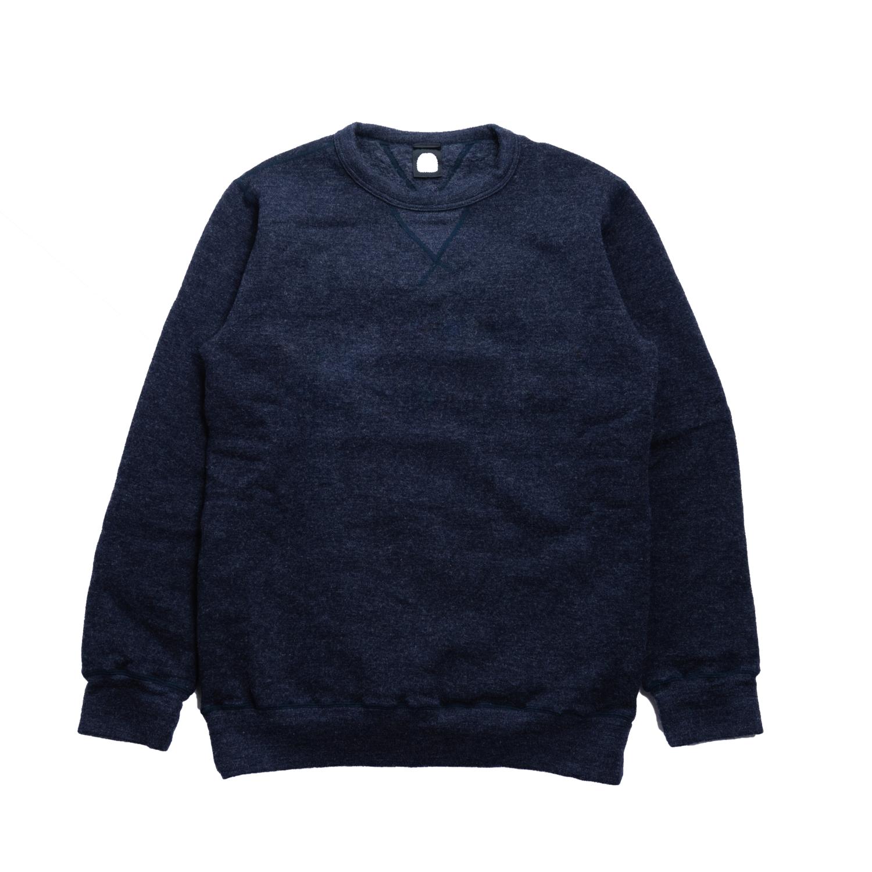 Sweatshirt iron navy