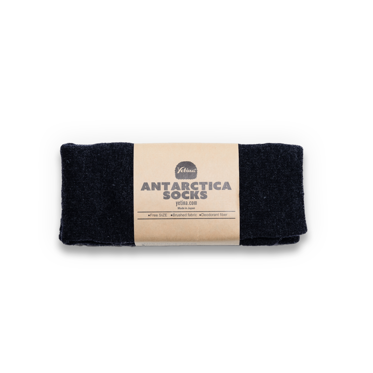 Antarctica Socks dark navy