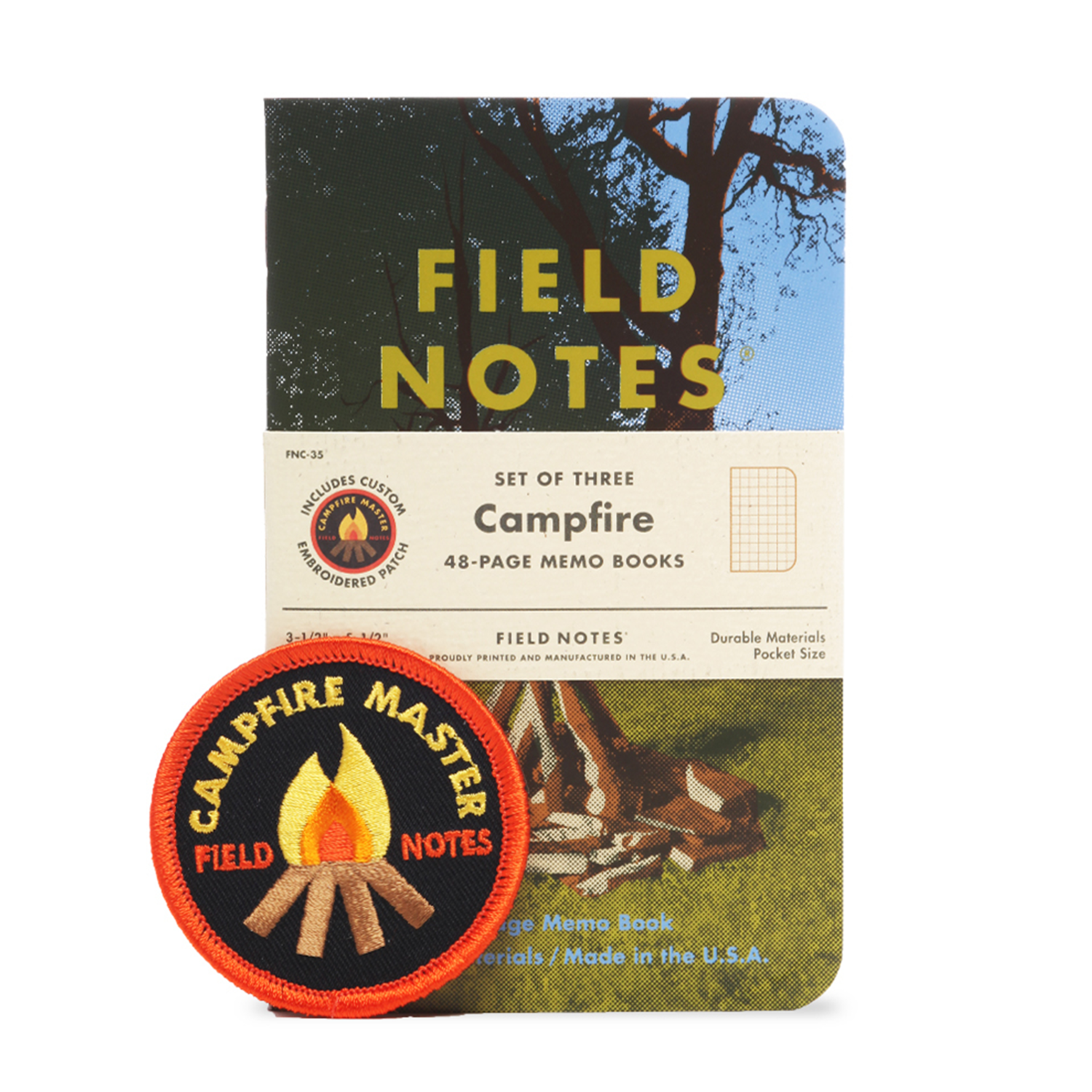 FIELD NOTES CAMP FIRE