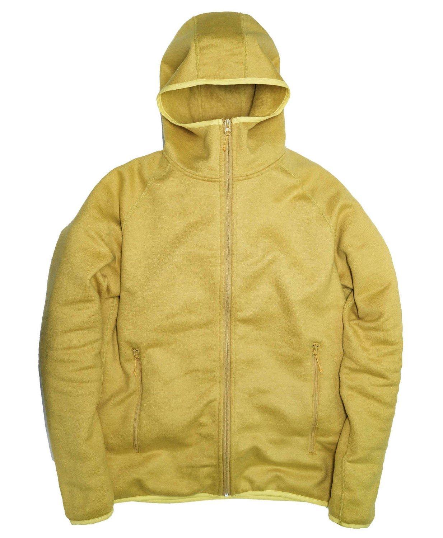 Fullzip Hoodie New Model - yellow