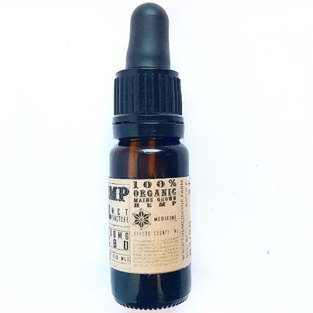 Calm Blend MCT Tincture 100mg