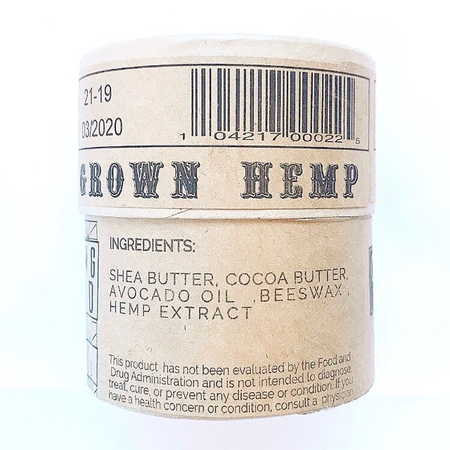 Cocoa Salve - 900mg
