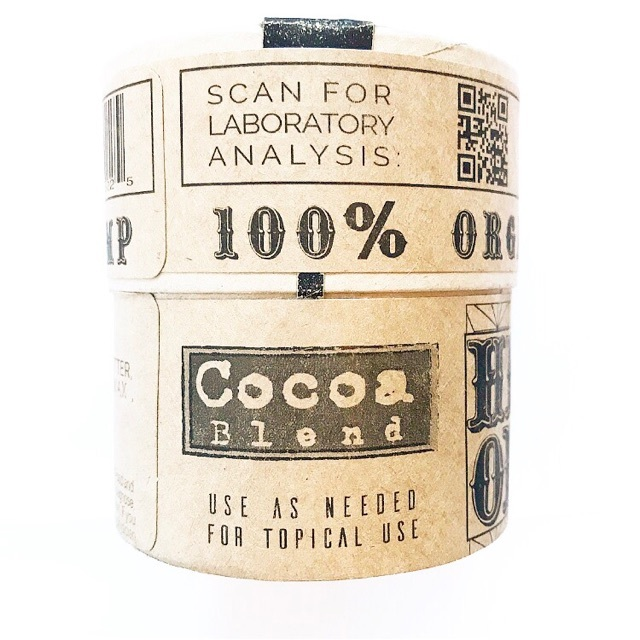 Cocoa Salve - 150mg