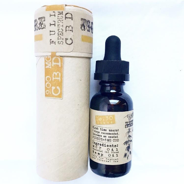 No. 30 Blend MCT Tincture 900mg