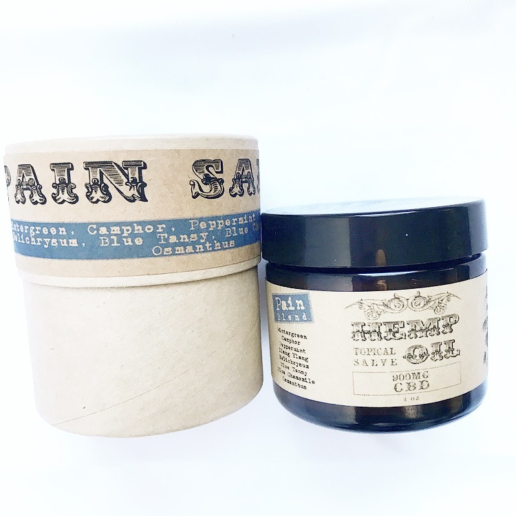 Pain Blend Salve 900mg CBD